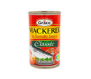 Grace Classic Mackerel in Tomato Sauce - Lagos Groceries