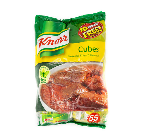 Knorr Meet Flavored Spice Cube