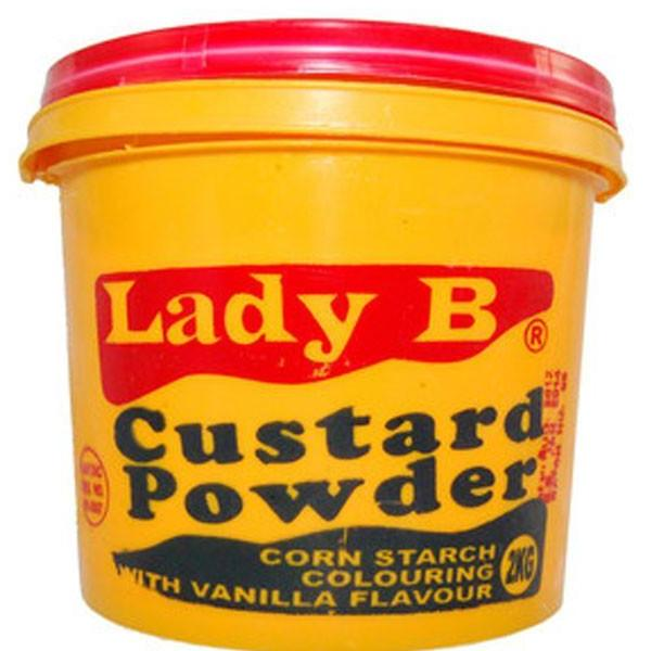 Lady B Custard Powder, 70.54 oz