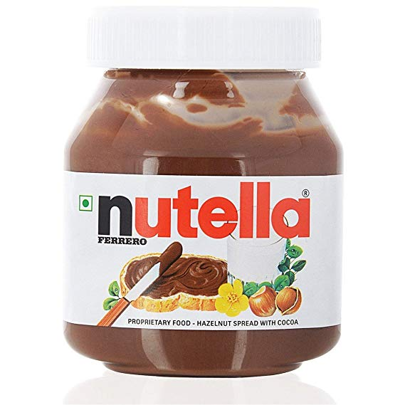 Nutella Hazelnut with Cocoa Spread - Lagos Groceries