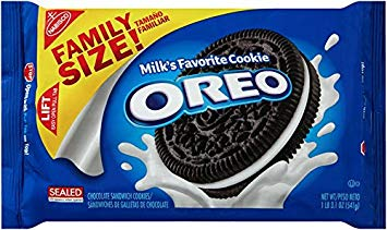 Oreo Chocolate Sandwich Cookies Family Size - Lagos Groceries