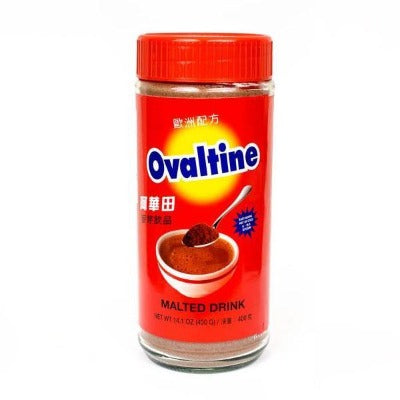 Ovaltine Malted Food Drink,  14.1 oz - Lagos Groceries