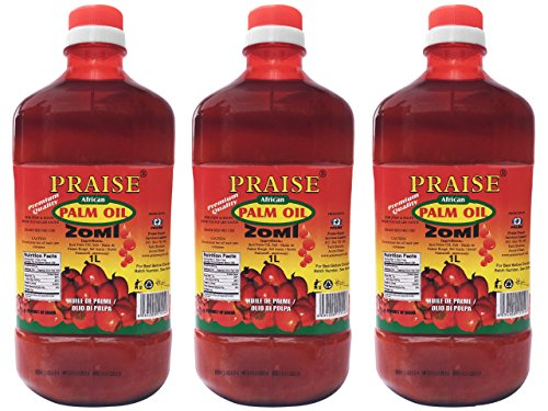 Praise African Palm Oil - 33.8 oz