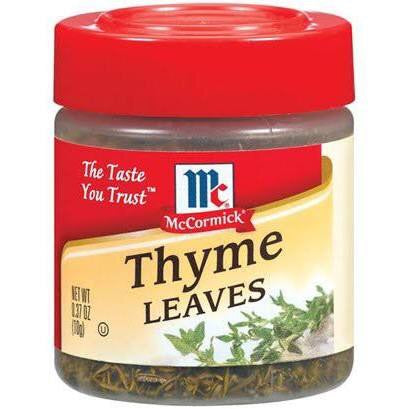 McCormick® Thyme - Lagos Groceries