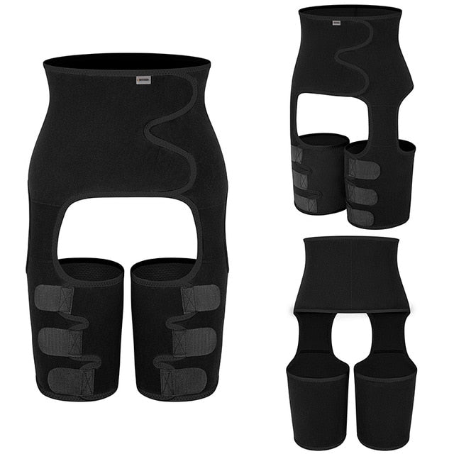 BlackPeps - Double Compression Hip Support - blackpeps LTD