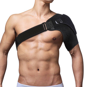 BlackPeps ™ - Adjustable Shoulder Brace Support - blackpeps LTD