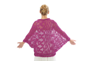 COCOON SHRUG ORCHARD