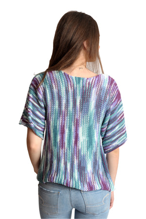 JEWEL COTTON TWISTER TOP