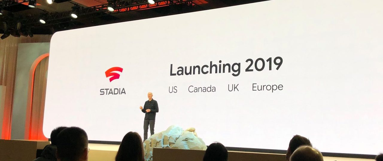 "Google Announces New Gaming Platform ""Stadia"""