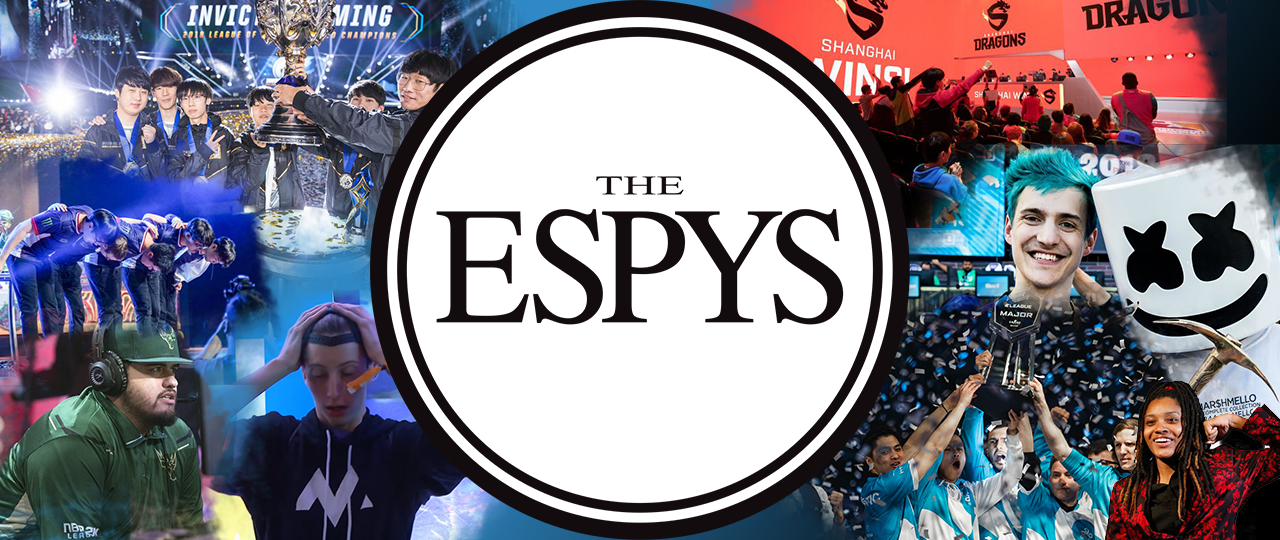 Esports Moment of the Year at The ESPYs