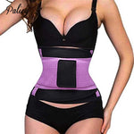 Palicy Dropship High Quality Neoprene Waist Trainer For Weight Loss Slimming Belt Women Waist Trimmer Corset Body Shaper USPS
