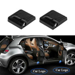 Wireless car projection LED