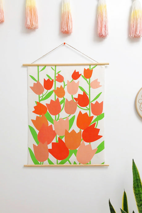 Tulips Wall Art - joonbird