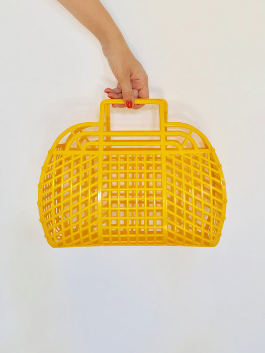 Jelly Purse (Mama Size) — Marigold