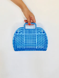 Jelly Purse (Kids Size) — Sky