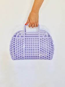 Jelly Purse (Mama Size) — Lilac