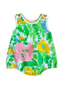 Bubble Romper — Spring