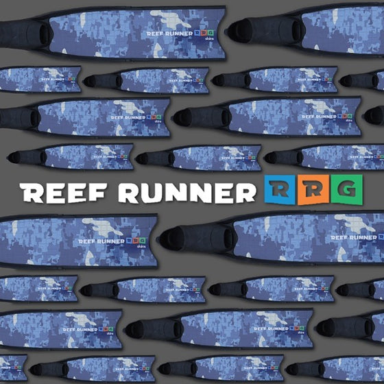 Reef Runner Gear Fins Skins (Pair)