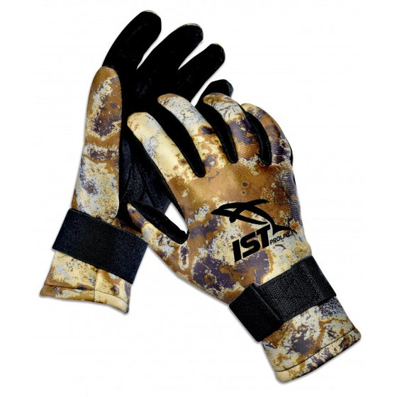 OBD 1ST  2mm Gloves - Sand Camo