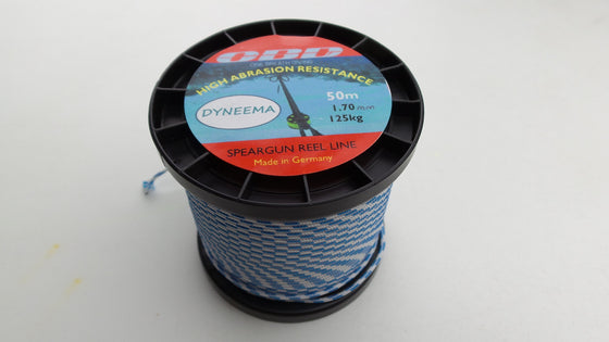 OBD Dyneema Spearfishing Line 1.7mm - per metre