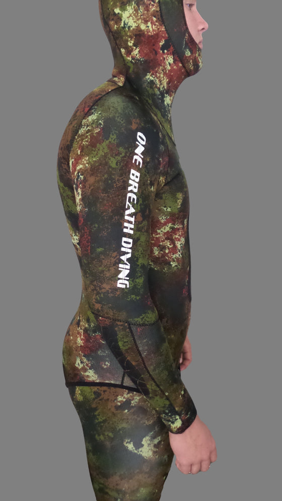 OBD Coral Reef Camo Wetsuit 3mm