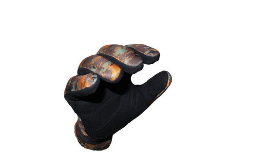 OBD 1ST  2mm Gloves - Camo Reef