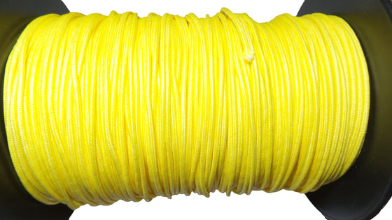 OBD 100% Dyneema Yellow Reel Line 1.8mm - 100m Roll