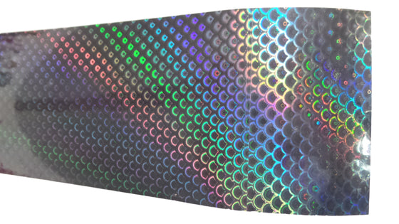 OBD Holographic Speargun Skin - Black Scales