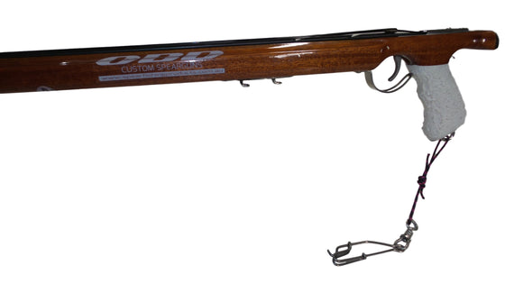 OBD Wooden Roller Speargun *Limited Edition*