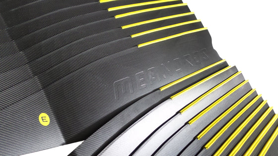 Meandros X-Pro Carbon Fin Blades (Pair)
