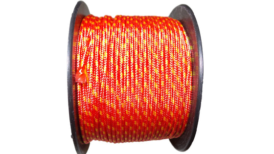 Meandros Dyneema Reel Line 1.8mm Red - 50m Roll