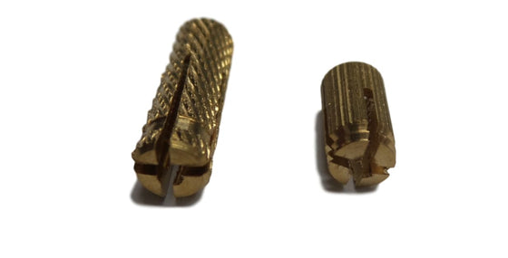 OBD Wood Anchor Fitting - Brass Expansion M4
