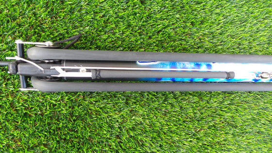 FreeDivers Ranger Roller Speargun Blue Wahoo Camo 120-130cm