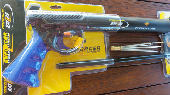 Mirage Enforcer 50cm Pneumatic Speargun With Pranger