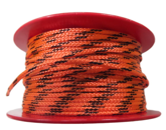 OBD Orange Stripe Tying Line (50m Roll)
