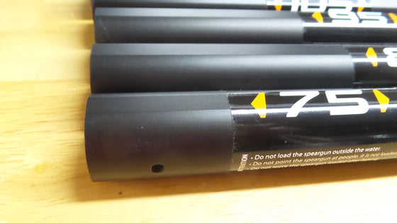 Meandros B32 Aluminium Railed Barrel