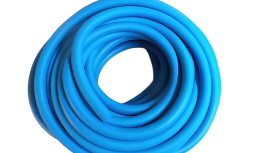 OBD Gomma Speargun Rubber Blue 18mm (Per 10cm)