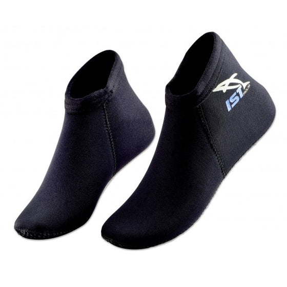 OBD 1ST 3mm Low Non-Slip Neoprene Socks