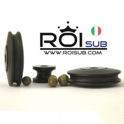 Roisub TS (Torlon System) Invert Pulley (Single)