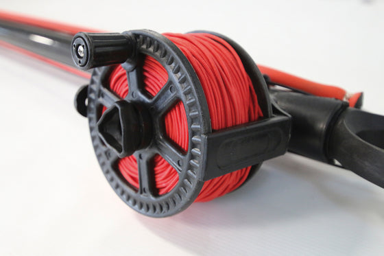 Epsealon Dyneema Reel Line Red 1.5mm
