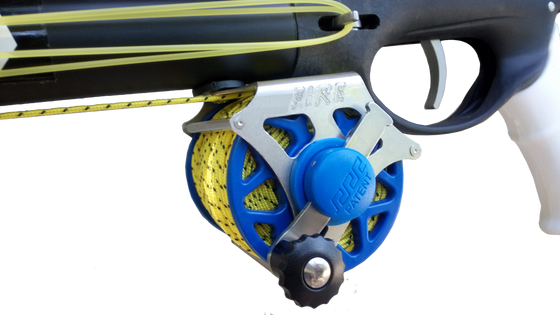 Meandros FIRE PLUS Reel - Yellow