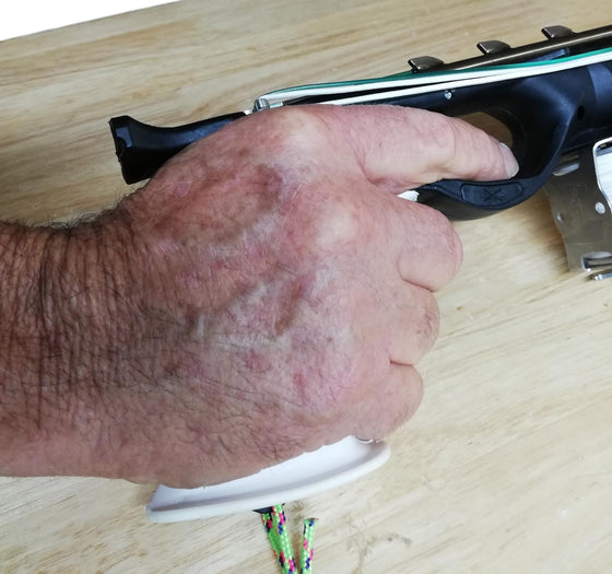 Meandros Leader Ergonomic Grip - Right Hand