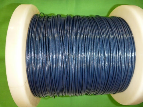 OBD Coated Stainless Steel Wire 2.0mm Blue