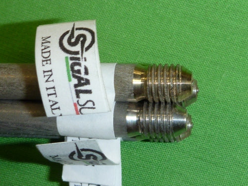Sigal S/S Threaded 6.5mm Shaft