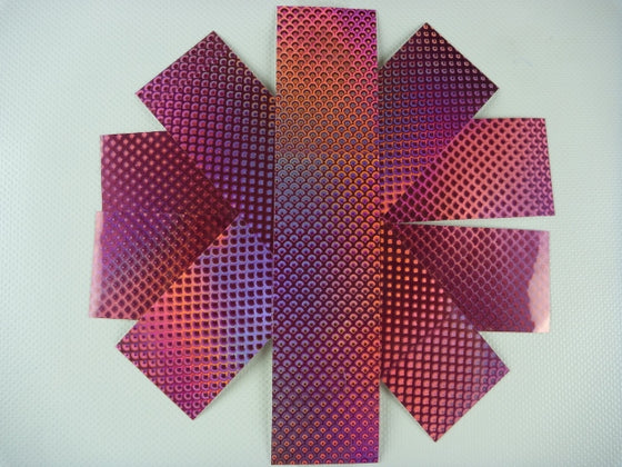 OBD Holographic Tape - Pink Scales