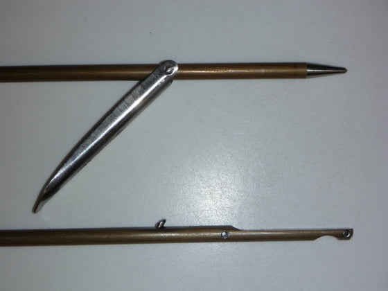 Picasso Platinum 7mm Triple Pinned Spear Shaft