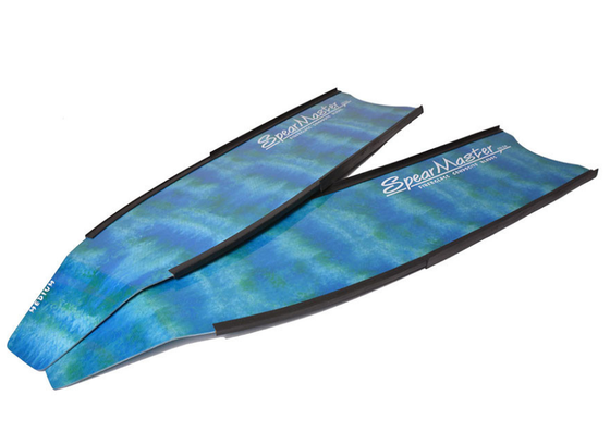 Spearmaster Fibreglass Fin Blades (Pair)