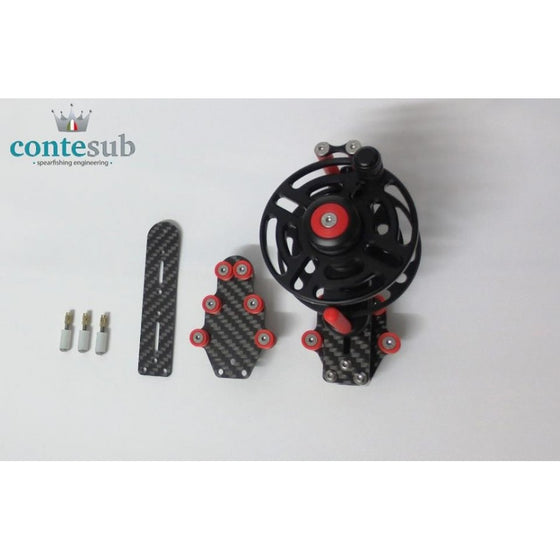Contesub Carbon 2 In 1 - Roller Support (Triple)
