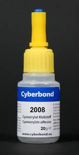 Cyberbond 2008 Fin Footpocket Adhesive 20g