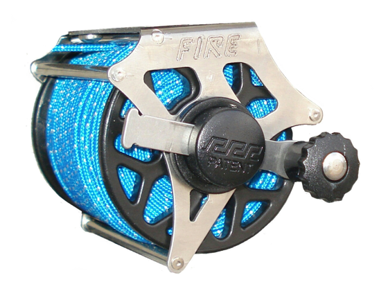 Meandros FIRE PLUS Reel - Black